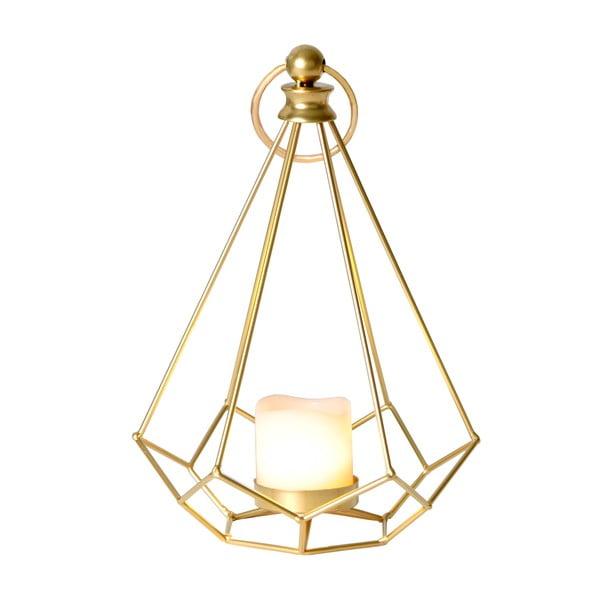 Mosazná LED lucerna Best Season Dome