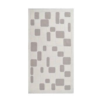 Covor rezistent Vitaus Mozaik Bej, 100 x 150 cm, bej de la Vitaus
