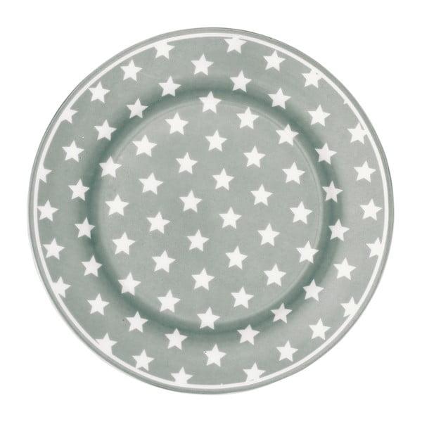 Talíř Star Grey, 20,5 cm