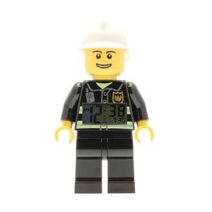 Hodiny s budíkem LEGO® City Fireman