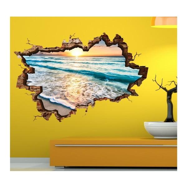 Nástěnná samolepka 3D Art Lien, 135x90cm