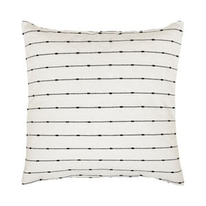 Černobílý povlak na polštář A Simple Mess Kilde, 60x60cm