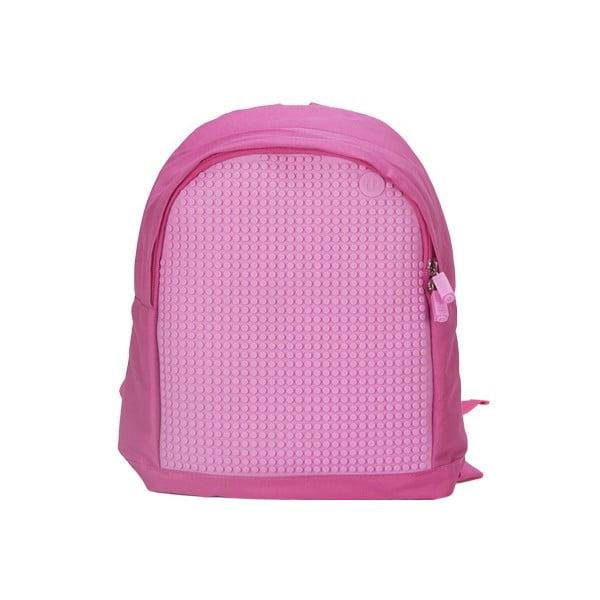 Dětský batoh Pixelbag pink/pink
