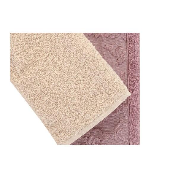 Sada 6 ručníků z bavlny Burumcuk, 30x50cm