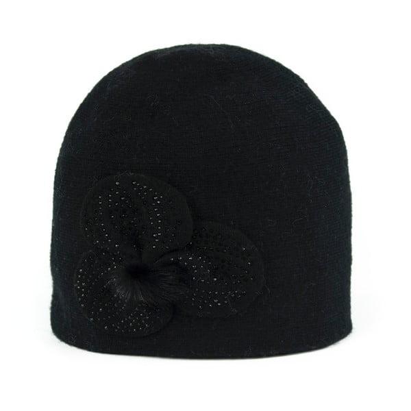 Čepice Elegant Black