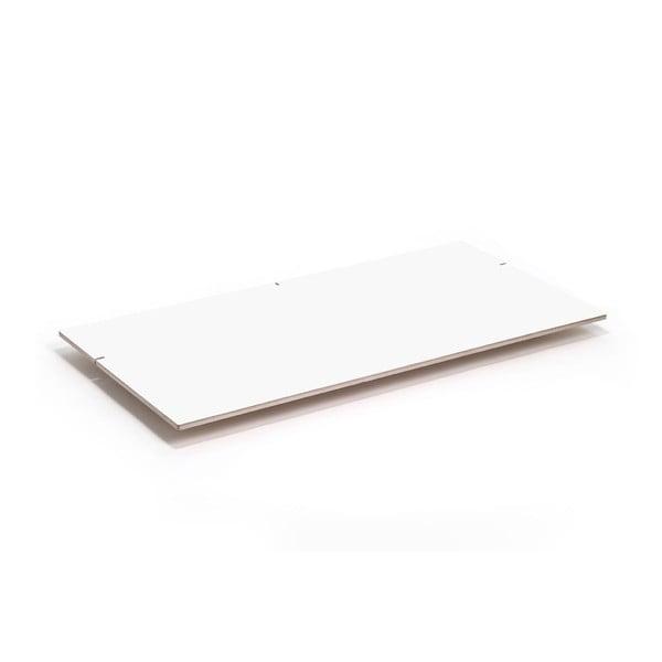 Bílá deska k podnožím Master & Master Studio, 150x75cm
