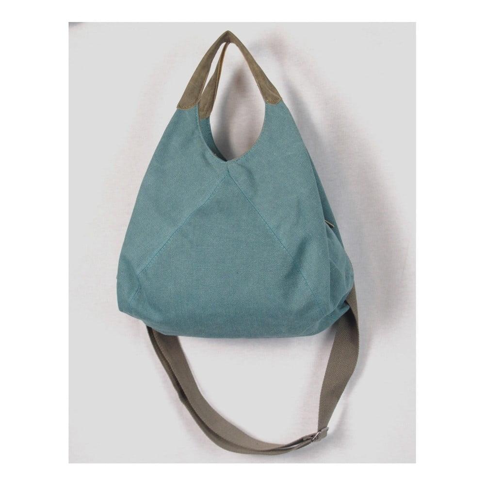Modrá plátěná taška Sorela Devone