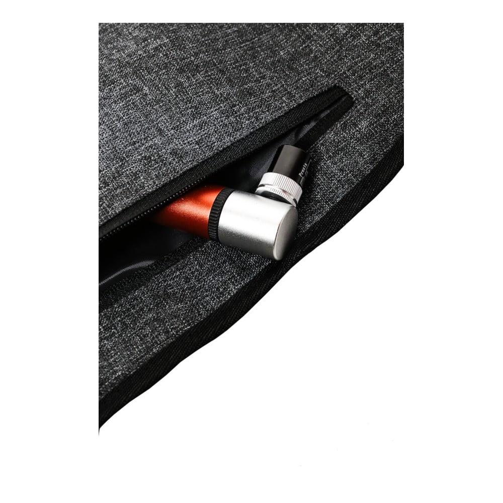 ... Cyklistický batoh přes rameno se signálovým LED značením MoonRide ... d14ecff6a7