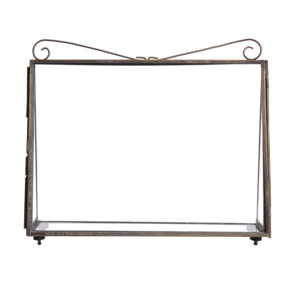 Fotorámeček Elegant Bronze, 17 cm