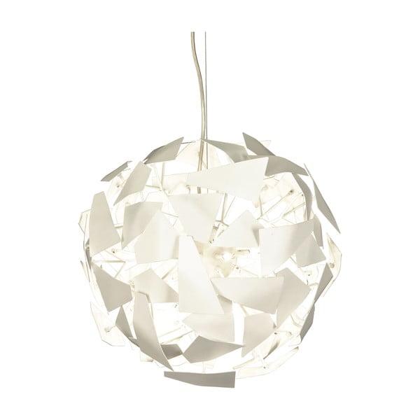 Bílé závěsné svítidlo Scan Lamps Split