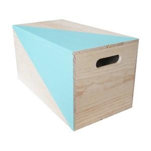 Box Nordic Blanco, 52x27x27 cm