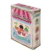Plechová dóza Fairy Cakes, velikost XL