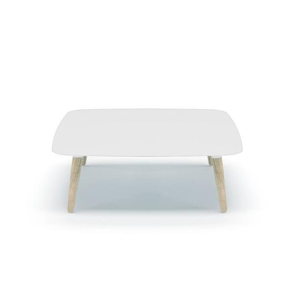Stolek MEME Design Nord Quadro Bianco