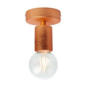 Stropní svítidlo v měděné barvě Bulb Attack Cero Lungo