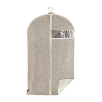 Husă protecție haine Domopak Living Maison, lungime 100 cm imagine