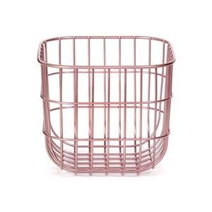 Úložný košík Design Ideas Cooper Pink M
