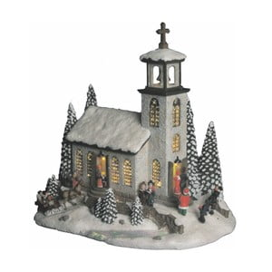 Svítící dekorace Church