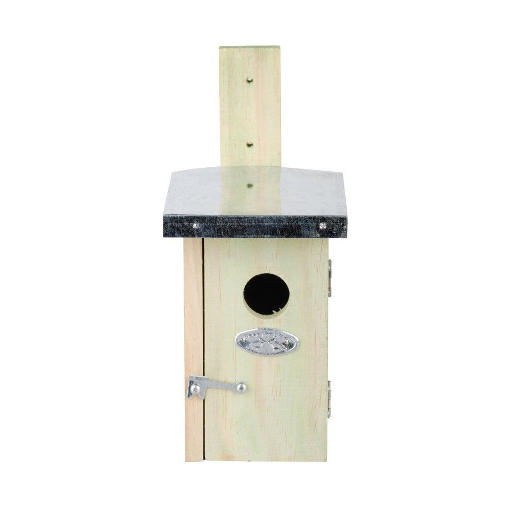Ptačí budka z borovicového dřeva Esschert Design Claro