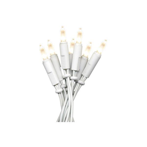 Svítící řetěz Best Season Lightchain White, 20 světýlek