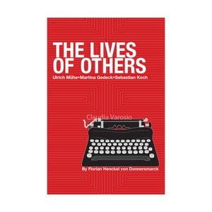 Plakát The Lives of Others (Životy těch druhých)
