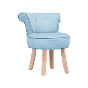 Světle modrá dětská židle KICOTI Sweety