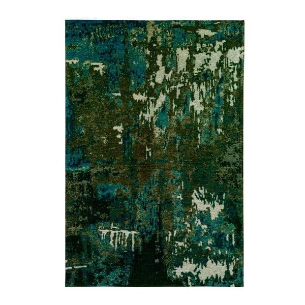 Zielony dywan Tropicana, 135x200 Cm