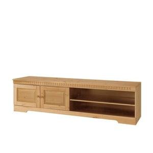 TV stolek z borovicového dřeva Støraa Candice