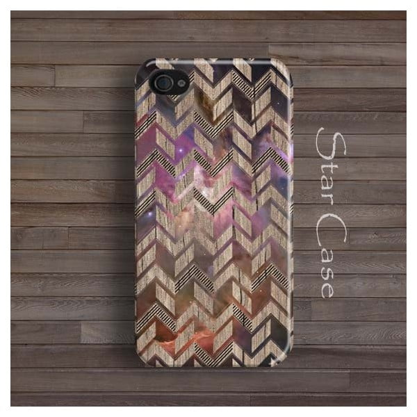 Obal na iPhone 4/4S Geometric Universe