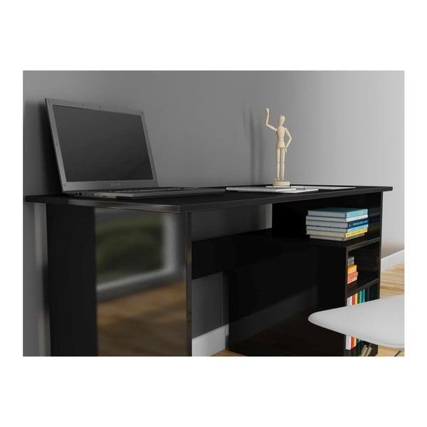 Pracovní stůl Bahar Black