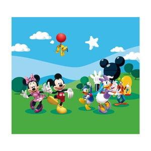 Foto závěs AG Design Mickey Mouse, 160x180cm