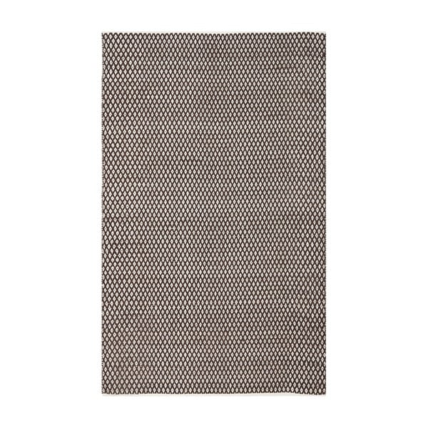 Hnědý koberec Safavieh Nantucket, 243 x 152 cm