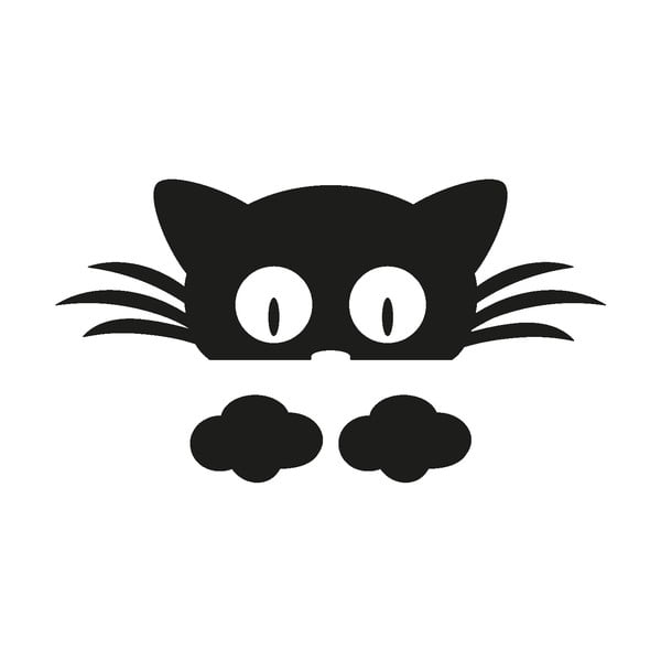 Autocolant Ambiance Plug Kitten