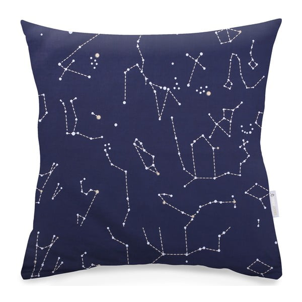 Set 2 fețe de pernă reversibile DecoKing Constellation, 50 x 60 cm