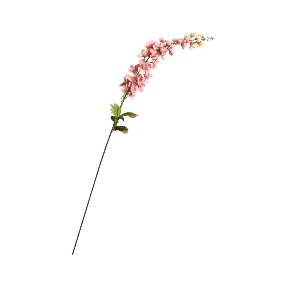 Dekorativní květina Moycor Delphinium, 120 cm