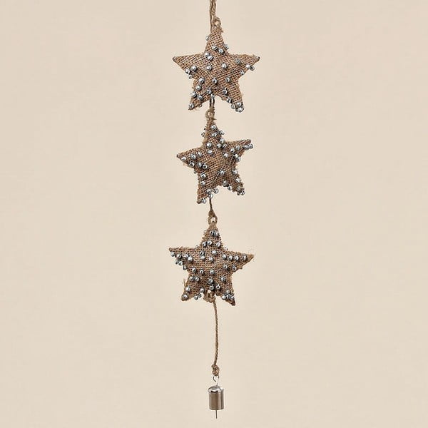 Decorațiune suspendată Star Winter Boltze, 60 cm