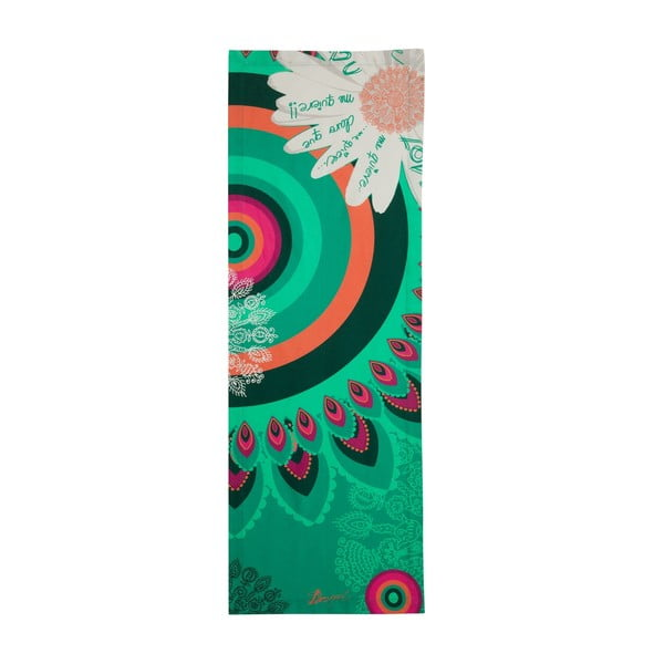 DESIGUAL Běhoun na stůl Margarita, 50x150 cm