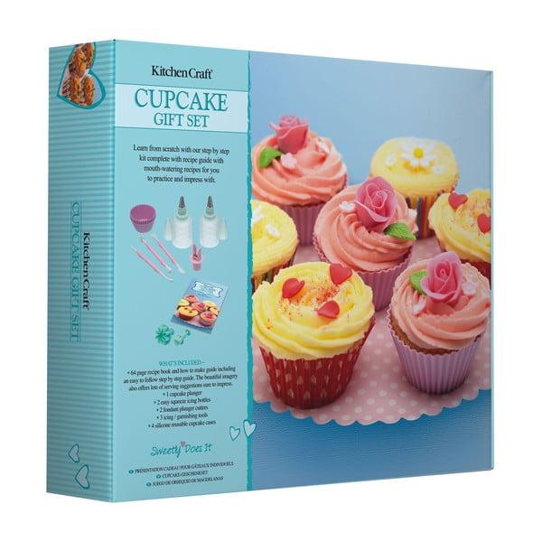 Dárkový set na zdobení cupcaků  Sweetly Does It
