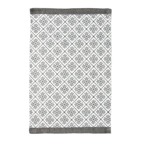 Koberec Isolde Dark Grey, 70x140 cm