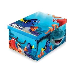 Úložný box na hračky Domopak Dory