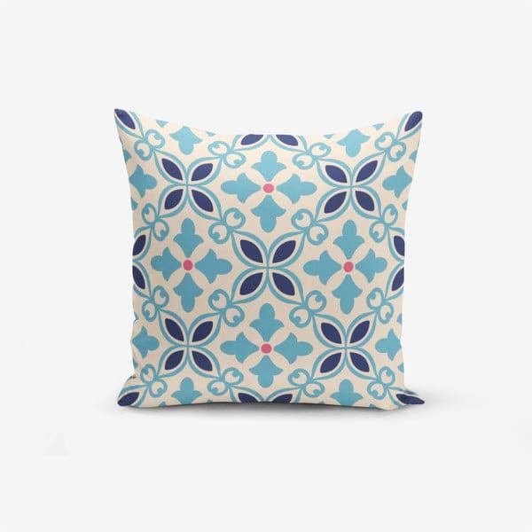 Față de pernă cu amestec din bumbac Minimalist Cushion Covers Modern Cini, 45 x 45 cm
