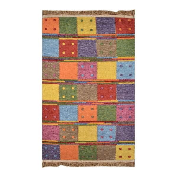 Square színes futószőnyeg, 300 x 75 cm