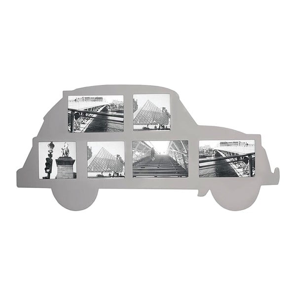 Fotorámeček Silver Car