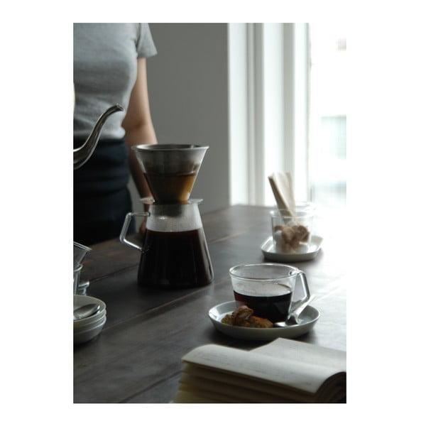 Konvice na čaj Kinto Carat, 600 ml