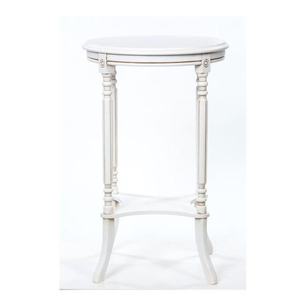 Odkládací stolek Legend Antique, 47x47x73 cm