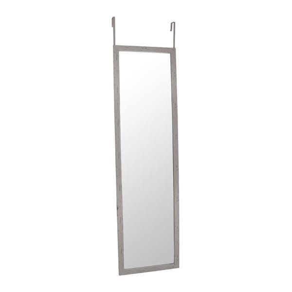 Závěsné zrcadlo Romantic Grey, 35x132 cm