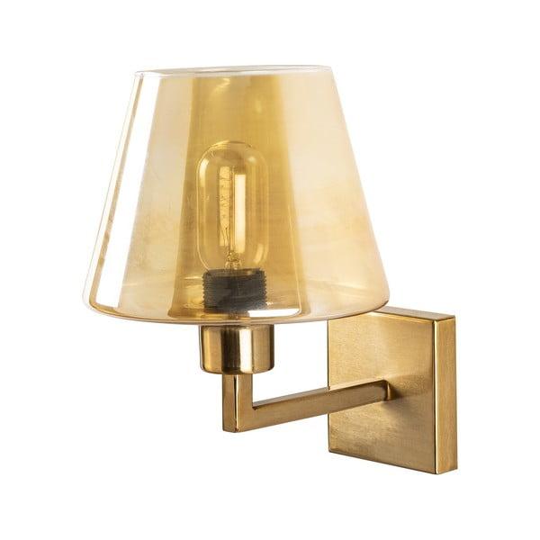 Profil aranyszínű falilámpa - Opviq lights