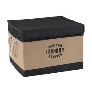 Set 3 cutii de depozitare Laundry Deluxe