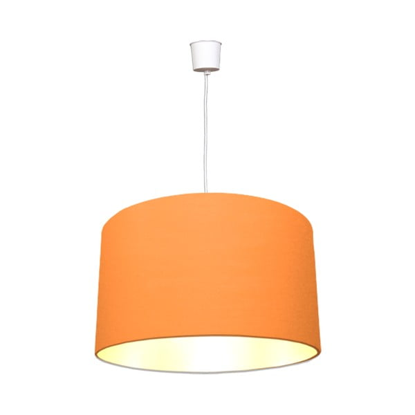 Závěsné světlo White Inside One Orange