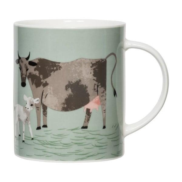 Hrnek Hugglets Wood Cow, 440 ml