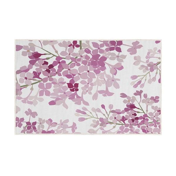 Růžový koberec Oyo home Valeria, 100x140cm